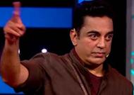 Kamal Haasan gets angry with Big Boss contestants