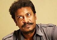 Samuthirakani's first day on set with Superstar