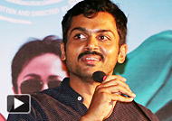 Magalir Mattum offered me Singer Royalty : Karthi Funny Speech