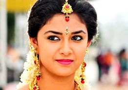 Here's the release date for Keerthy Suresh's next big movie!