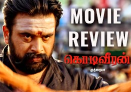 'Kodi Veeran' Review