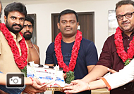 Lyca Production No.10 Movie Pooja