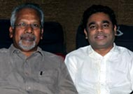 An exciting news for Mani Ratnam-Rahman fans