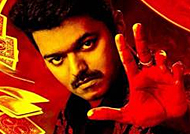 When will Vijay's third look in 'Mersal' be unveiled?