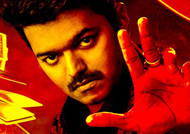 What is revealed in the Second poster of Thalapathy's 'Mersal'?