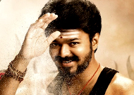 Vijay's 'Mersal' first look creates history