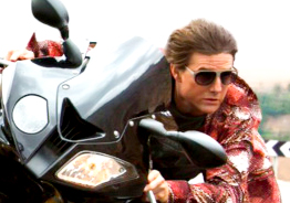 Out of the world! Tom Cruise's life risking stunts in 'Mission Impossible 6' -Making Video
