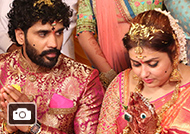 Namitha and Veera Wedding Gallery