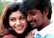 Oviya then and now - Sivakarthikeyan's opinion