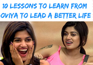 10 Lessons to learn from Oviya to lead a better life