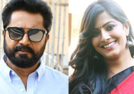 Sarathkumar and Varu team up for the first time