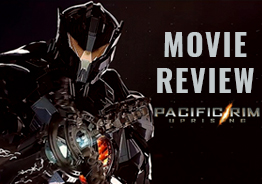 Pacific Rim 2 : Uprising Review