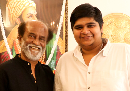 Breaking! Rajini's lucky mascot of 30 years joins Karthik Subbaraj film