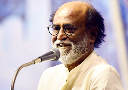 Rajinikanth refuses to comment on H.Raja's tweet about Kanimozhi