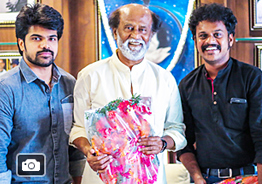 Superstar Rajinikanth Praised