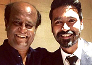 Superstar Rajinikanth suggested Dhanush's script to this producer