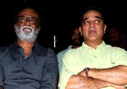 Kamal Haasan confirms split with Rajini