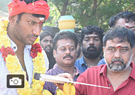 'Sandakozhi 2' Movie Pooja Gallery