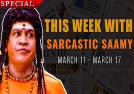 Sarcastic Samiyar : Stephen Hawking, Rajini in Himalayas,and Kollywood leave letter