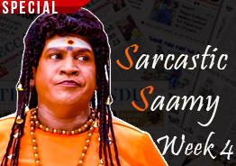 Sarcastic Samiyar : Valentines Day, Priya Prakash Varrier, Cauvery verdict and Kamal's jump