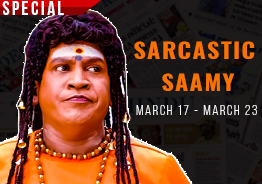 Sarcastic Samiyar : Dinesh Karthick, Delete Facebook and the death of last male white Rhino