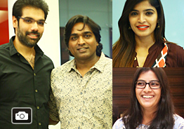 Celebs @ 'Sathya' Premier Show Gallery