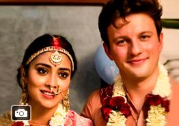 Shriya Saran - Andrei Koscheev Wedding