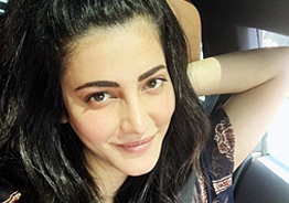 Shruti Haasan debuts as producer for a daring never before subject in Tamil