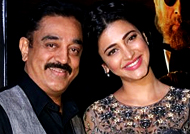Shruti Haasan attempting something that took years for Kamal Haasan
