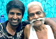 Actor Soori loses his father