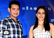 'Spyder' Press Meet Gallery
