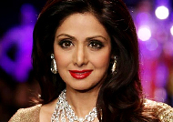 Sridevi to talk Tamil, Telugu ,Malayalam and Hindi for her 300th film