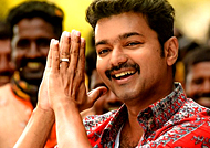 Special postal stamps launched for Thalapathy Vijay!