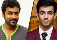 Time of the day for Suriya and Anirudh fans