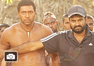 'Vanamagan' Shooting Spot