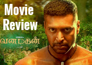 'Vanamagan' Movie Review