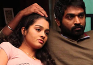 Gayahtrie pairs up with VIjay Sethupathi for the 3rd time