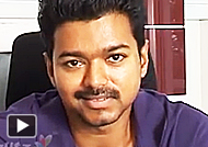 They are not my fans...They are my friends - Vijay