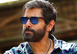 Finally it's a wrap-up for Vikram