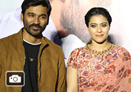 'VIP 2' Press Meet At Hyderabad Gallery