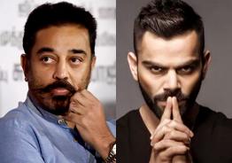 Kamal Haasan and Virat Kohli are the first Mega Icons