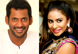 Sri Reddy says sorry to Vishal