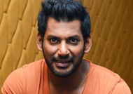 What made Vishal upset enough to call a senior politician 'insensitive'?