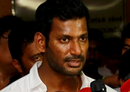 Vishal's sudden decision about Cinema industry strike