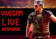 'Vivegam' Live Audience Response