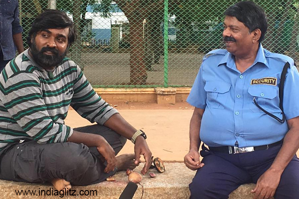 Vijay Sethupathi's '96' Brings Back Veteran Comedy Legend