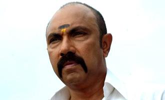 sathyaraj height