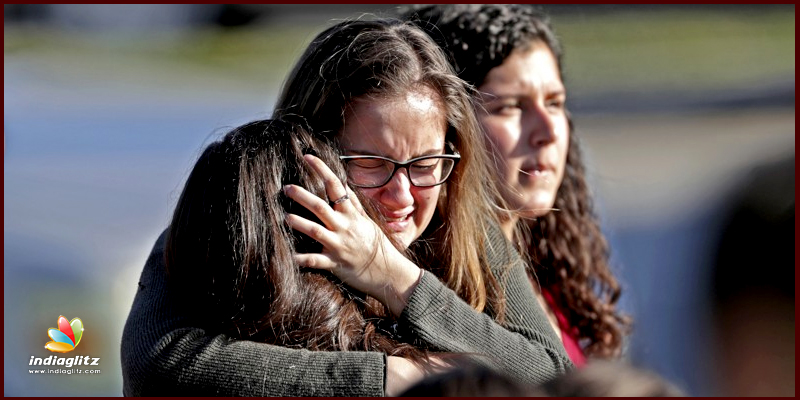 Athletic director and young girl among victims of Florida school shooting