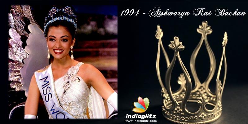 1994 - Aishwarya Rai Bachan