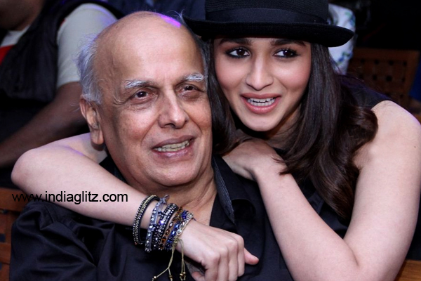 Mahesh Bhatt And Daughter Alia Get Death Threat From Unidentified Caller